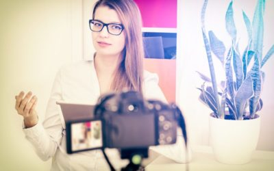 Using video for marketing success.